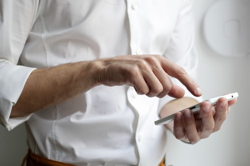 The best technological advances in mobile phones